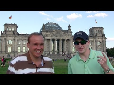 germany - Standing in front of the Reichstag in Berlin, Alex and Jim discuss some of the differences between the German Bundeslnder and the American States. Subscribe...