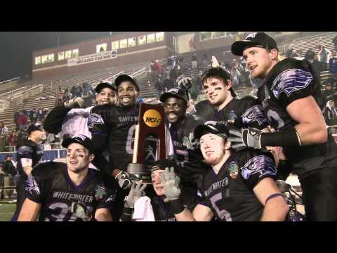 University of Wisconsin Whitewater 2011 Football Champions