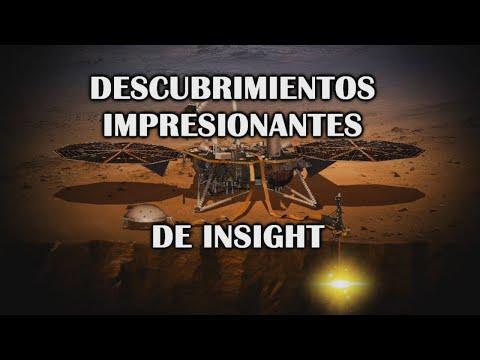 ¿Qué ha descubierto en Marte la misión InSight de la NASA?