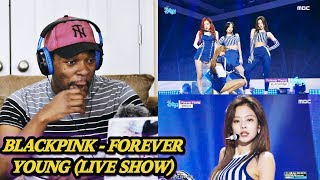 Video IN LOVE WITH JENNIE!! BLACKPINK - Forever Young (Comeback Show) REACTION | Jamal_Haki MP3, 3GP, MP4, WEBM, AVI, FLV Juli 2018