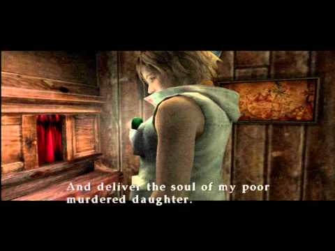 Let's Play Silent Hill 3 - S16 P1 - Church-time beatings