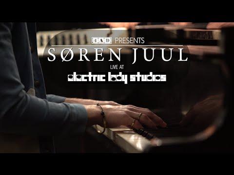 KLIP: SØREN JUUL - Pushing Me Away (Live at Electric Lady Studios)