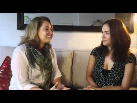 Lisa Fox Interview by Orsi Parkanyi from Women as Entrepreneurs 11/2011 HD