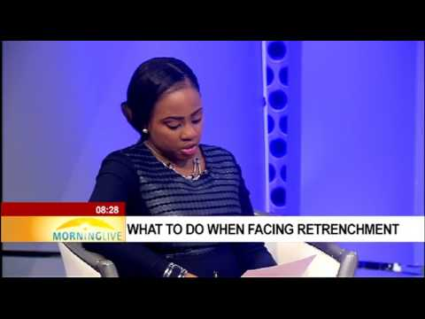 What to do when facing retrenchment?