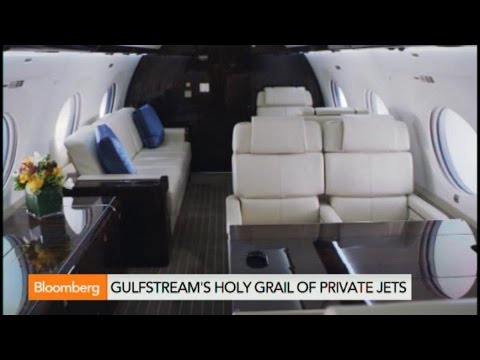 The Gulfstream G650 Putting Millionaires on a Wait List
