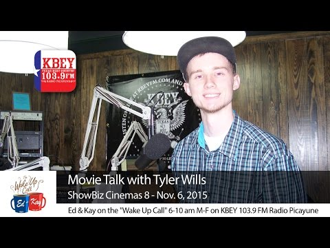ShowBiz Cinemas 8 'Movie Talk' - Nov. 6, 2015