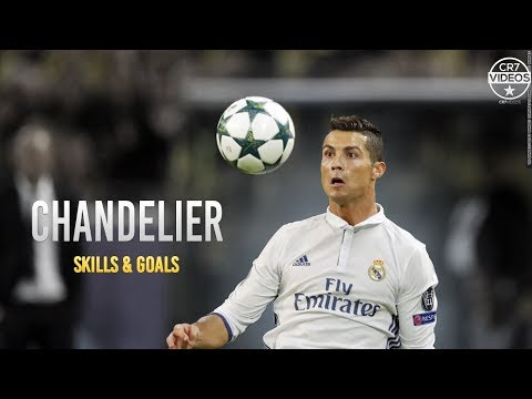 Download Cristiano Ronaldo - Chandelier 2017 | Skills & Goals ...