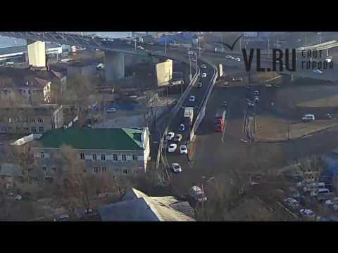 Отказ тормозов во Владике