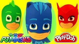 Video Pj Masks Pijamaskeliler Sürpriz Yumurta Oyun Hamuru -  Pijamaskeliler Oyuncakları Cicibiciler LPS MP3, 3GP, MP4, WEBM, AVI, FLV November 2017