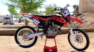 8. Motocross Action's First Look 2014 KTM 250SXF