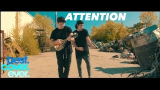 Video Charlie Puth - Attention (Tyler & Ryan Cover) #BestCoverEver download in MP3, 3GP, MP4, WEBM, AVI, FLV January 2017