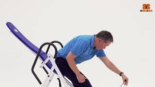 Упражнения на инверсионном столе