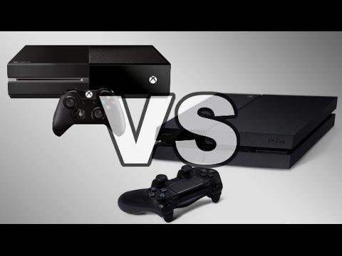 PlayStation 4 или  XboxOne, что выбрать!?
