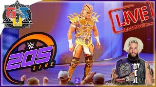 Nonton WWE 205 Live October 3rd 2017 Full Show Reaction Live Stream Hangout HD - 205 Live 10/03/2017 Film Subtitle Indonesia Streaming Movie Download