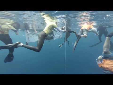 Speel Wereldrecord freediver Jeanine Grasmeijer af