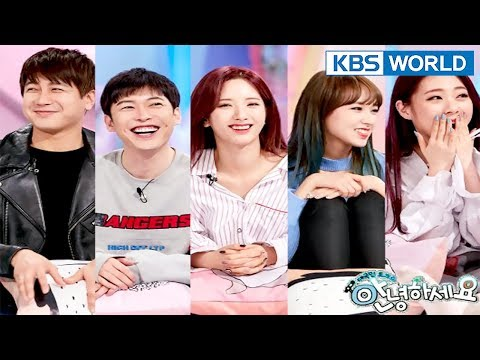 Video Guests : Kim Seunghyeon, Choi Jaewoo, WJSN's [Hello Counselor/ENG,THA/2018.03.19] download in MP3, 3GP, MP4, WEBM, AVI, FLV January 2017
