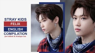 Download Lagu STRAY KIDS' FELIX SPEAKING ENGLISH | Pt. 1: Pre-Debut & Mixtape Era Mp3