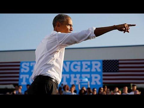 ΗΠΑ: Στις πολιτείες – «κλειδιά» επικεντρώνεται η εκστρατεία για τον Λευκό Οίκο – world