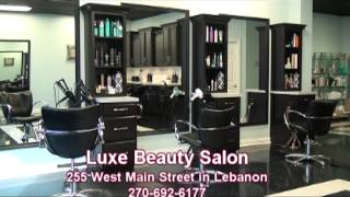 Luxe Beauty Salon in Lebanon