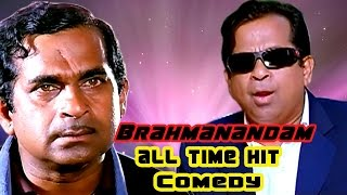 Brahmanandam All Time hit Comedy Scenes || Back To Back ||