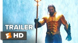 Video Aquaman Extended Video (2018) | Movieclips Trailers MP3, 3GP, MP4, WEBM, AVI, FLV November 2018