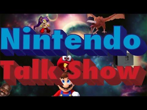 Nintendo Talk Show #96
