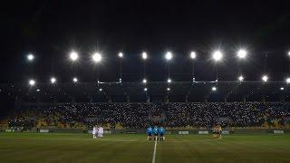 Egyperces néma csend a DAC Arénában