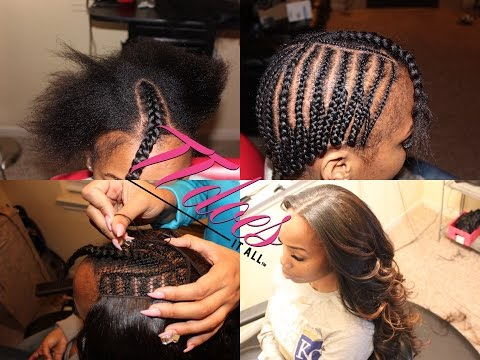 Download 2016 sew in videos with middle part leave out.3gp .mp4 ...