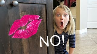 DON'T GET KISSED! | HIDE AND SEEK