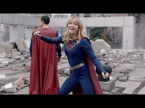 'Supergirl' Season 5 Gag Reel | TVLine