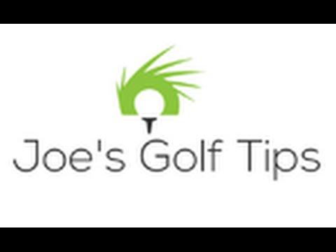 Joe's Golf Tips, Online Golf Lessons