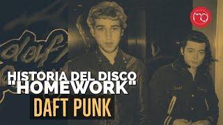 DAFT PUNK | Historia y curiosidades de su primer disco que quizas no sabias