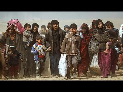 750.000 άμαχοι εγκλωβισμένοι στη Μοσούλη