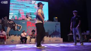 J.One vs Susoopop – R16 Korea 2015 Poppin Semifinal