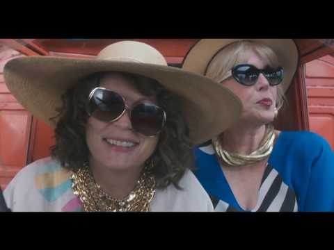 Absolutely Fabulous: The Movie - Bloopers/Outtakes