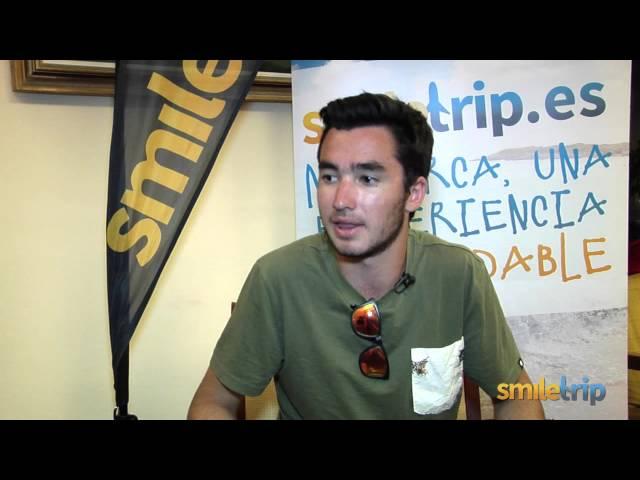 Testimonio Jaime Tato Garrido - Colegio Claret - SMILETRIP