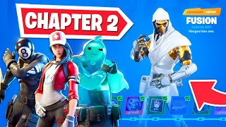 *NEW* CHAPTER 2 BATTLE PASS in Fortnite - Tier 100 UNLOCKED! by Ali-A
