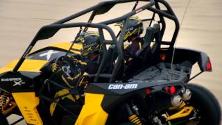 9. The 101-HP Can-Am Maverick 1000R