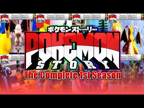 Video Pokemon Story The Complete 1st Season (Episodes 1-8) download in MP3, 3GP, MP4, WEBM, AVI, FLV January 2017