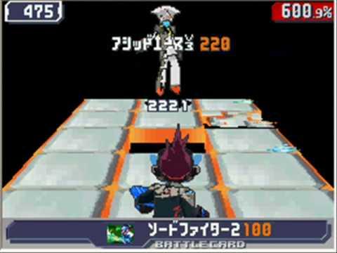 Ryuusei No Rockman 3 Black Ace: Sirius Sigma