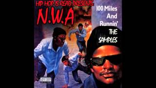 N.W.A - Sa Prize pt. 2 (cutted, music parts only)
