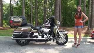 10. Used 2007 Harley Davidson Ultra Classic Electra Glide Motorcycles for sale - Perry, FL