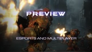 StarCraft II: Heart of the Swarm Preview -- eSports and Multiplayer