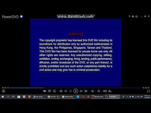 Inicio de St Elmo's Fire 2001 DVD