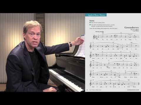 Video Unit 8: Music Theory (Greensleeves) (Adult Piano Adventures Book 2) download in MP3, 3GP, MP4, WEBM, AVI, FLV January 2017