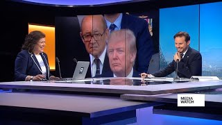 Subscribe to France 24 now:http://f24.my/youtubeENFRANCE 24 live news stream: all the latest news 24/7http://f24.my/YTliveENMediaWatch has been casting an eye over the funkier than usual Bastille Day festivities. Donald Trump and Emmanuel Macron seem to have cemented an unlikely friendship. But the US president's visit wasn't entirely without incident. Some unguarded remarks to France's first lady have prompted criticism.  http://www.france24.com/en/taxonomy/emission/20093Visit our website:http://www.france24.comSubscribe to our YouTube channel:http://f24.my/youtubeENLike us on Facebook:https://www.facebook.com/FRANCE24.EnglishFollow us on Twitter:https://twitter.com/France24_en