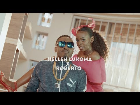 Hellen Lukoma - All alone  ft Roberto [official music video]