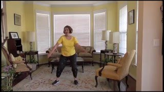 Elena Borkland - Tai Chi Arm Swing Exercise