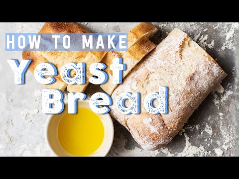 how to prove fresh yeast