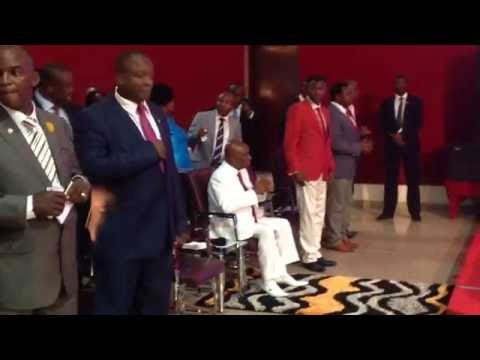 PROPHETIC VISITATION BY BISHOP DAVID OYEDEPO 21ST JULY, 2016 ENTRANCE